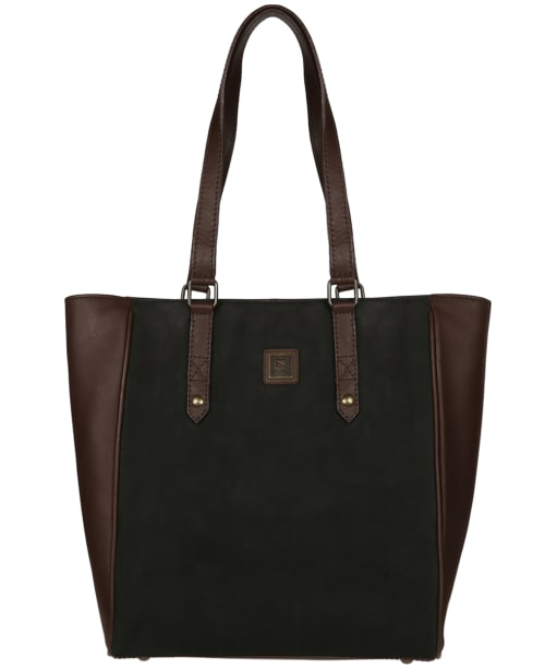 Women's Dubarry Bandon Tote Bag - Black / Brown