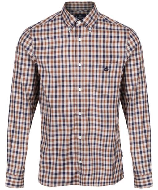 Men's Aquascutum York Shirt - Vicuna