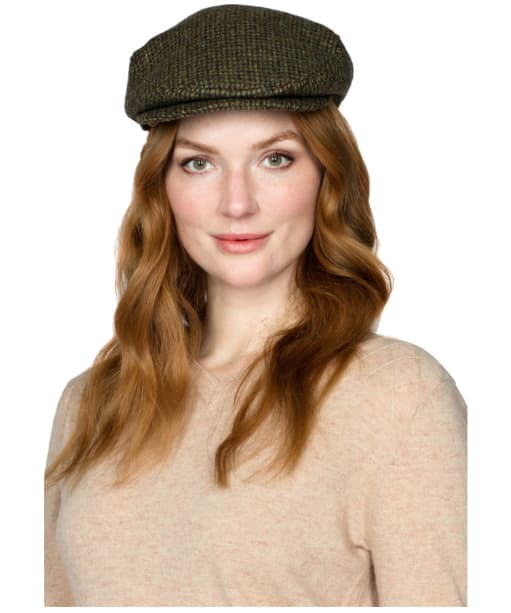 Dubarry Holly Tweed Cap - Heath