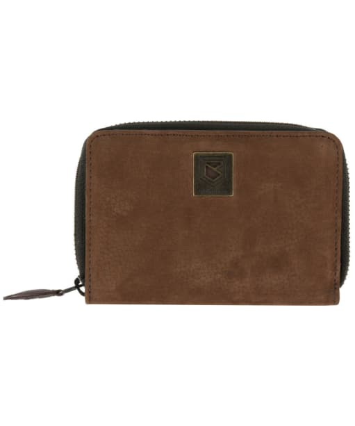 Women's Dubarry Enniskerry Leather Purse - Walnut