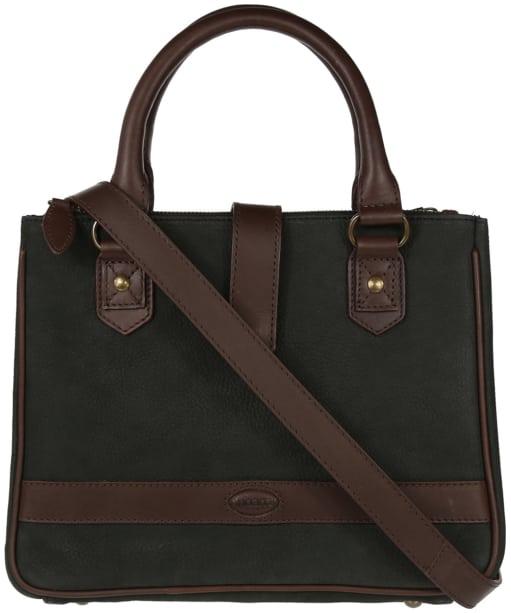 Women's Dubarry Fancroft Leather Handbag - Black / Brown