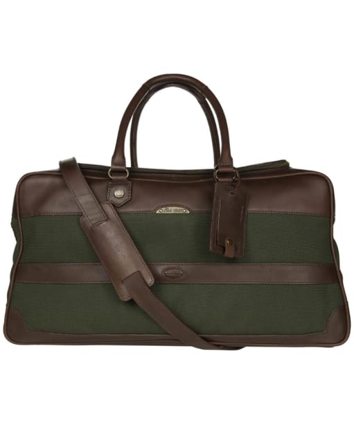 Dubarry Durrow Leather Weekend Bag - Olive