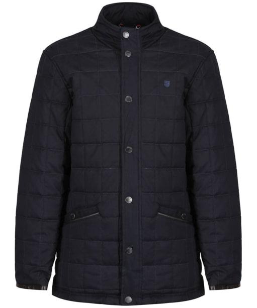Men's Dubarry Beckett Quilted Jacket - Navy