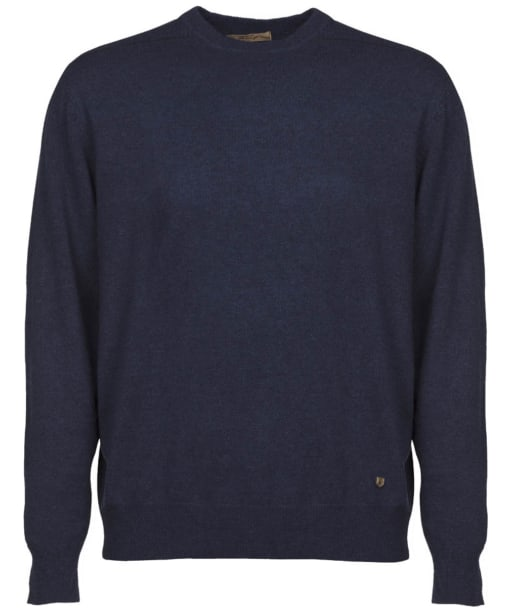 Men's Dubarry Maguire Knitted Sweater - Navy