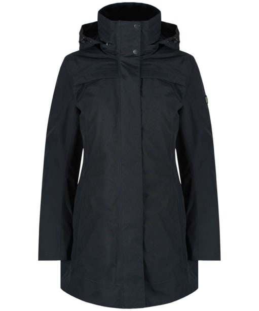 Women's Dubarry Leopardstown Waterproof Travel Coat - Navy