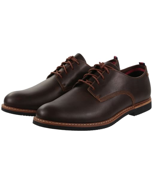 Men's Timberland Brook Park Oxford Shoes - Tortoise Shell