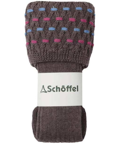 Women's Schöffel Stitch Sock II - Mink