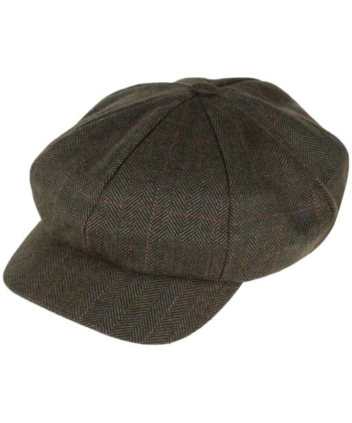 Women's Schoffel Bakerboy Cap II  - Cavell Tweed