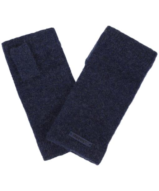 Women's Schöffel Cashmere Wrist Warmers - Indigo