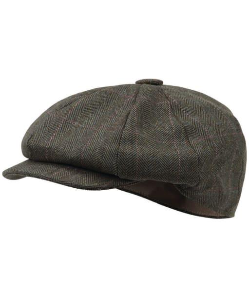 Women's Schöffel Newsboy Cap - Cavell Tweed