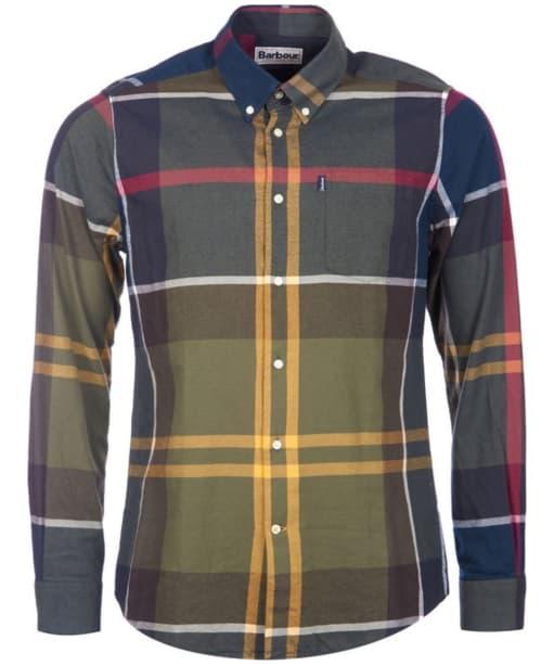 Men's Barbour Bennett Tailored Shirt - Classic Tartan