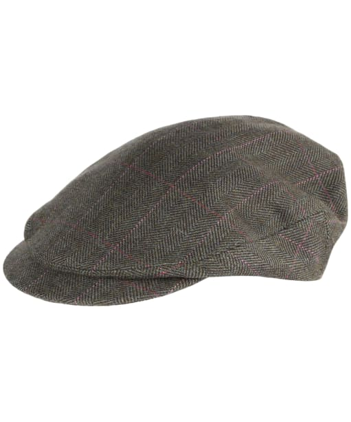 Women's Schoffel Chatsworth Tweed Cap - Cavell Tweed