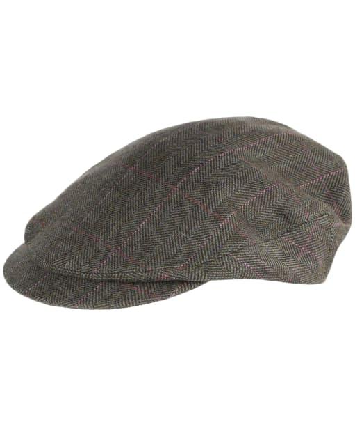 Women's Schoffel Chatsworth Cap - Cavell Tweed