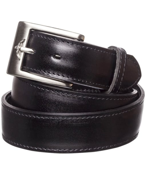 Men's R.M. Williams Dress Belt - Black