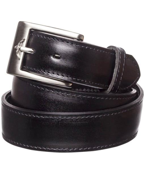 Men's R.M. Williams Dress Belt - Black