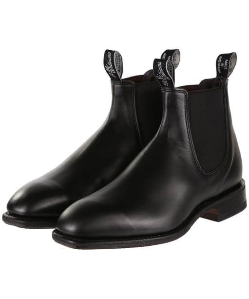 R.M. Williams Dynamic Flex G Fit Boots - Black