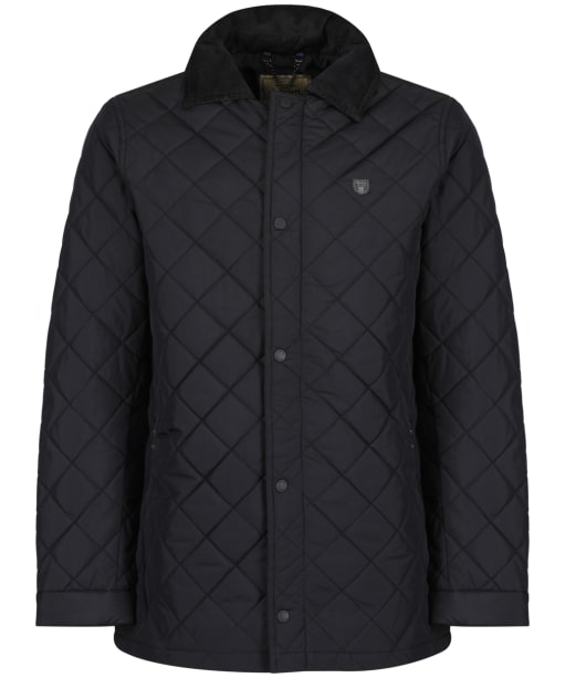 Men's Dubarry Clonard Quilted Jacket - Black