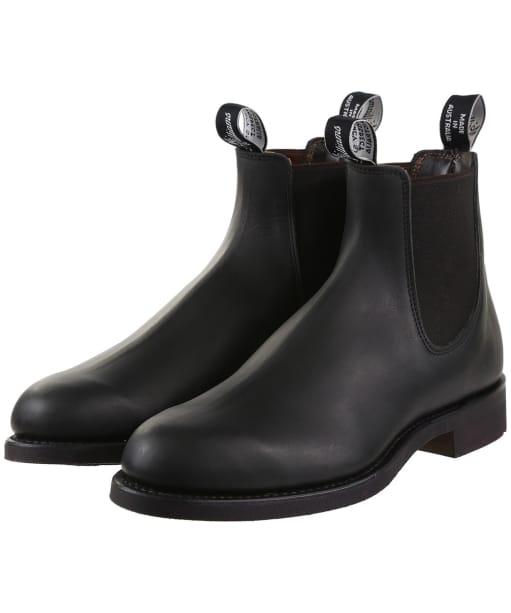 Men's RM Williams Gardener Boot, G - Black