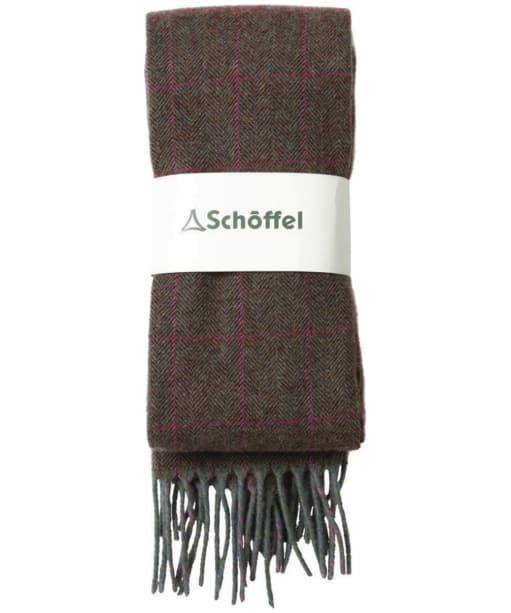 Women's Schöffel House Tweed Scarf - Cavell Tweed