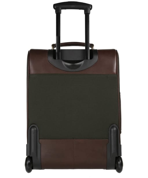 Dubarry Gulliver Leather Carry On Case - Olive