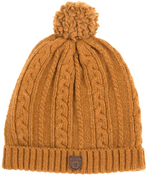 Women's Dubarry Keadue Knitted Hat - Mustard