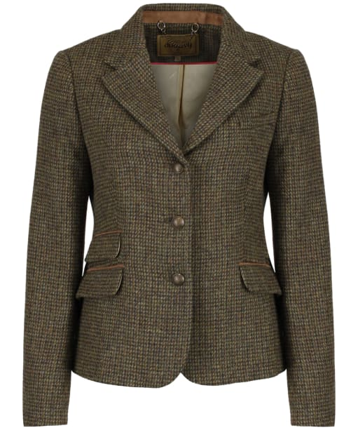 Women's Dubarry Fitted Tweed Buttercup Jacket - Heath