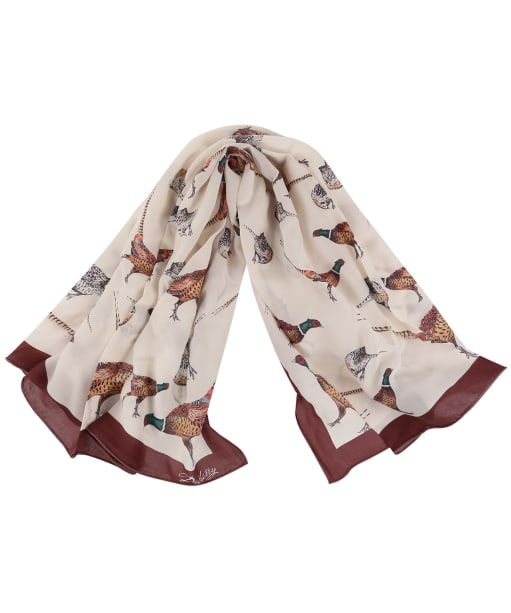 Women's Dubarry Tullynally Silk Scarf - Pheasant