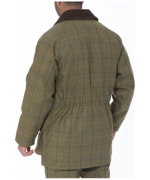 Men's Alan Paine Rutland Waterproof Coat - Dark Moss