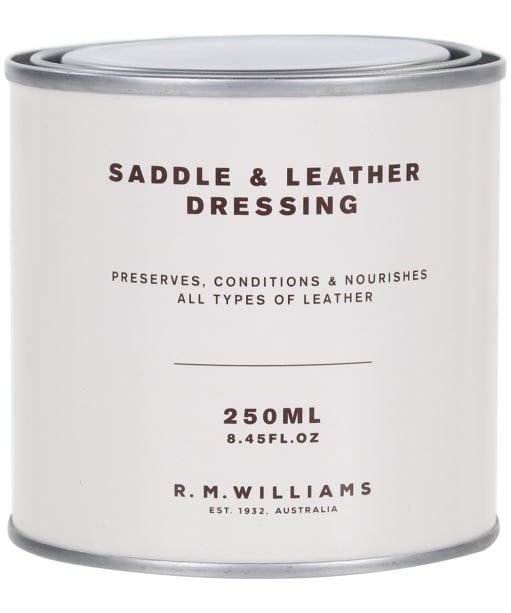 R.M. Williams Saddle Dressing - No Colour