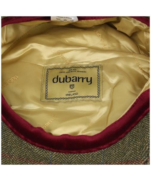 Dubarry Holly Tweed Cap - Moss