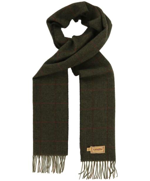 Schöffel House Tweed Scarf - Windsor Tweed