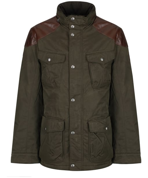 Men's Hackett Special Edition Velospeed Jacket - Olive