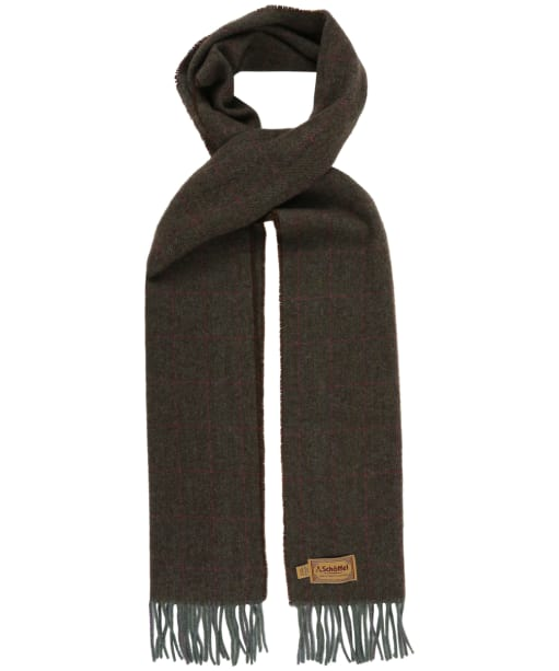 Women's Schöffel House Tweed Scarf - Cavell Tweed