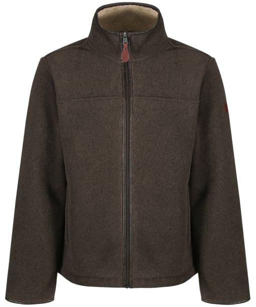 Men's Aigle New Garrano Fleece - Mouton Marron Chin
