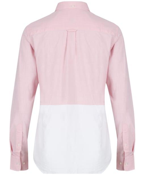 Women's GANT Chambray Shirt - Brandy Apricot