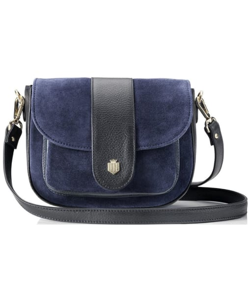 Women's Fairfax and Favor Highcliffe Handbag - Navy Blue