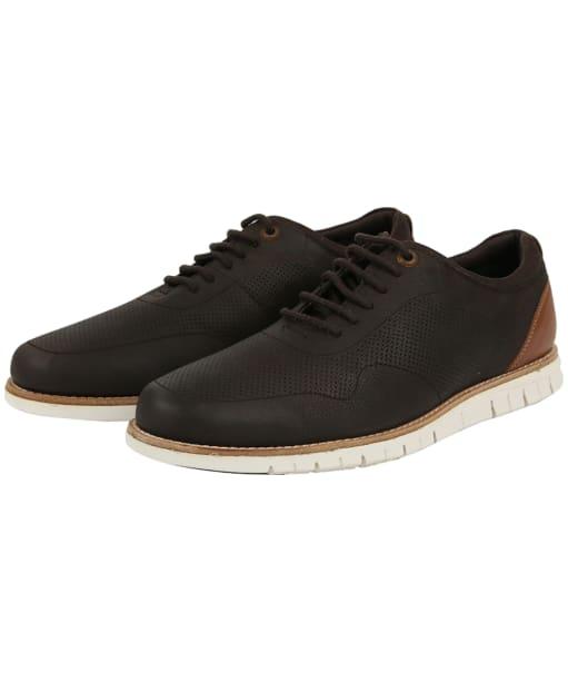 Men's Barbour Kingsley Shoes - Truffle