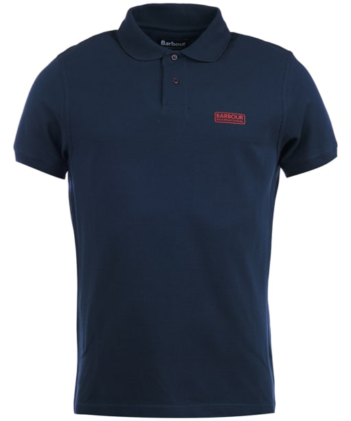 Men's Barbour International Essential Polo - Navy