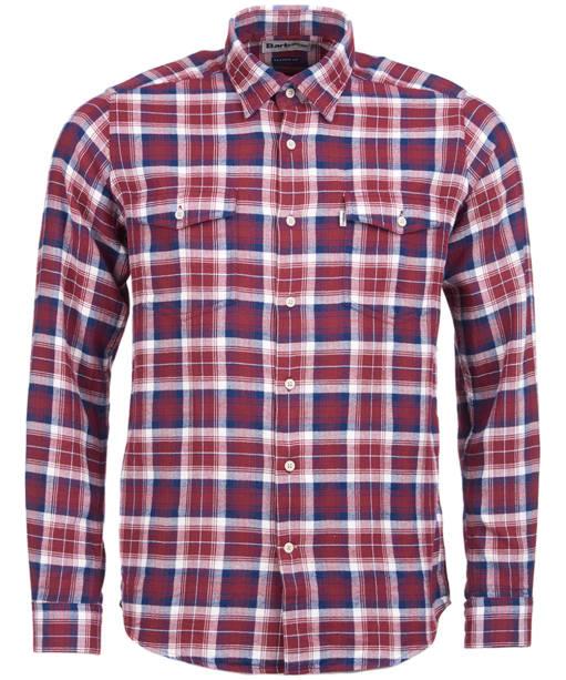 Men's Barbour Copinsay Shirt - Port Check