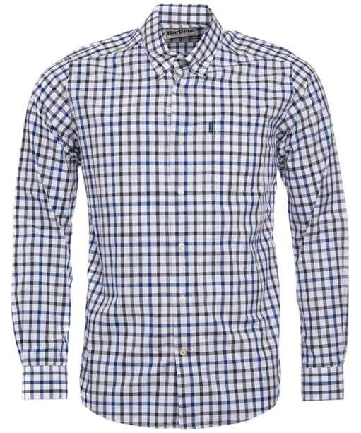 Men's Barbour Mason Tailored Fit Shirt - Navy Check