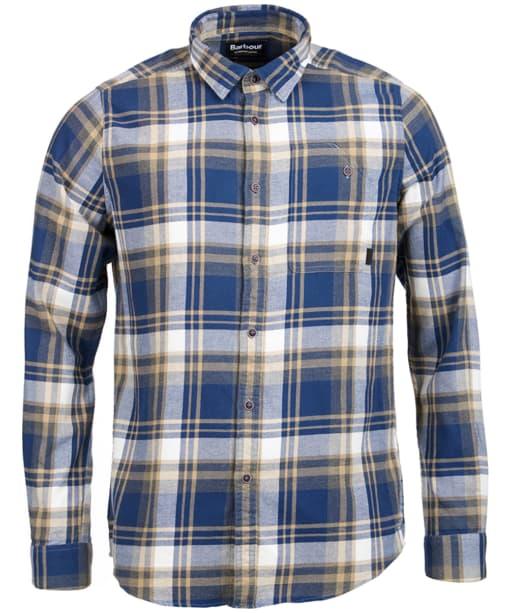 Handle Shirt - Dress Blue Check