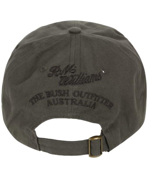 Men's R.M. Williams Steer's Head Cap - Silt