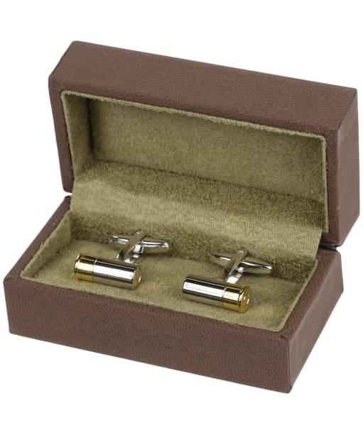 Soprano Cartridge Cufflinks - Silver