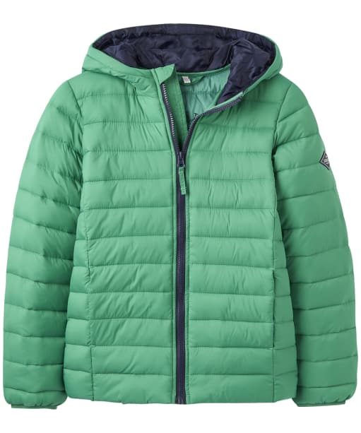Boy's Joules Junior Cairn Padded Jacket, 7-12yrs - Apple Green
