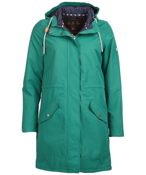 Women's Barbour Whitford Jacket - Evergreen