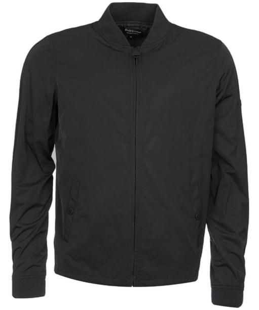 Men's Barbour International Raceway Jacket - Black
