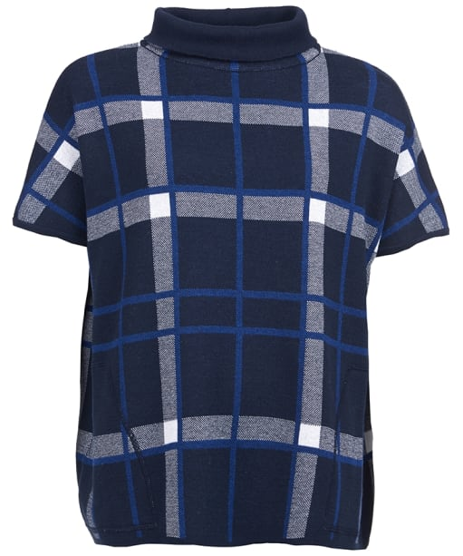 Women's Barbour Rosyth Knitted Top - Navy