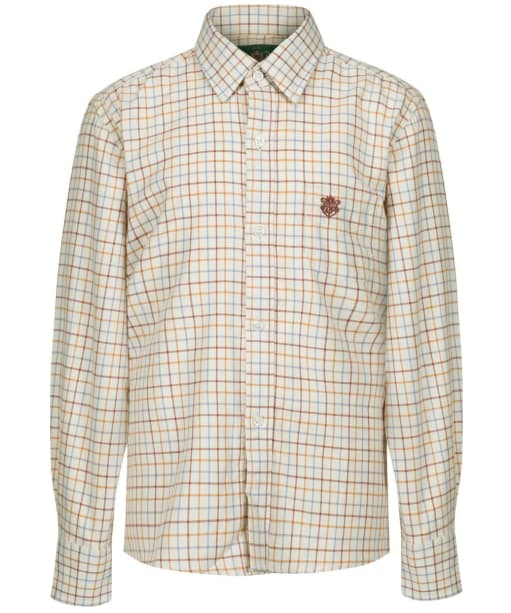 Boy's Alan Paine Ilkley Shirt, 3-16yrs - Country Check