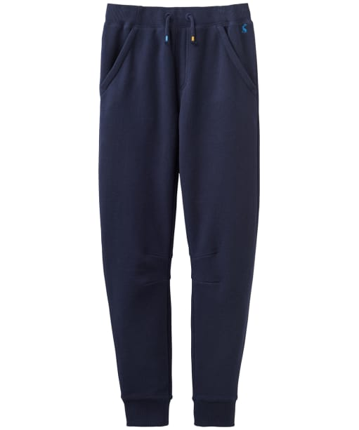 Boy's Joules Infant Sid Pique Joggers, 6yrs - French Navy