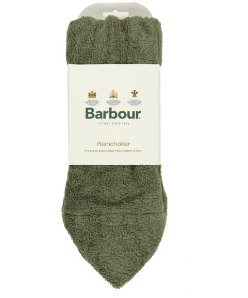 Men's Barbour Rain Choker - Olive